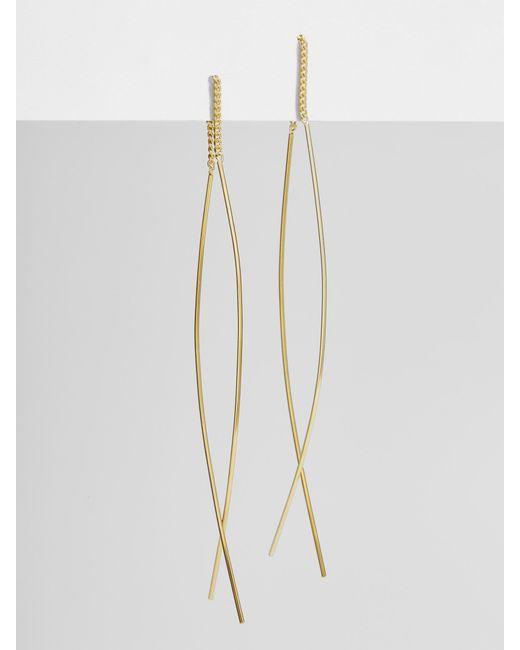 BaubleBar | Multicolor Corazon 18k Gold Plated Earrings | Lyst