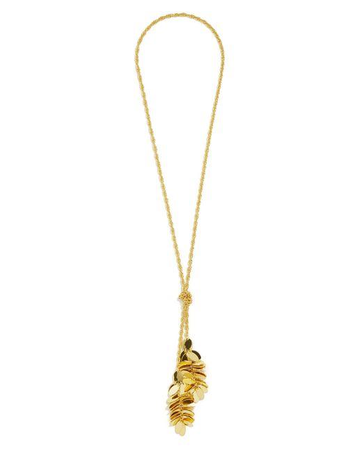 BaubleBar | Metallic Diaz Lariat Necklace | Lyst