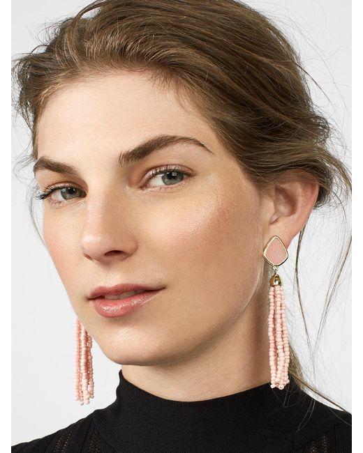 BaubleBar - Multicolor Toryn Tassel Earrings - Lyst
