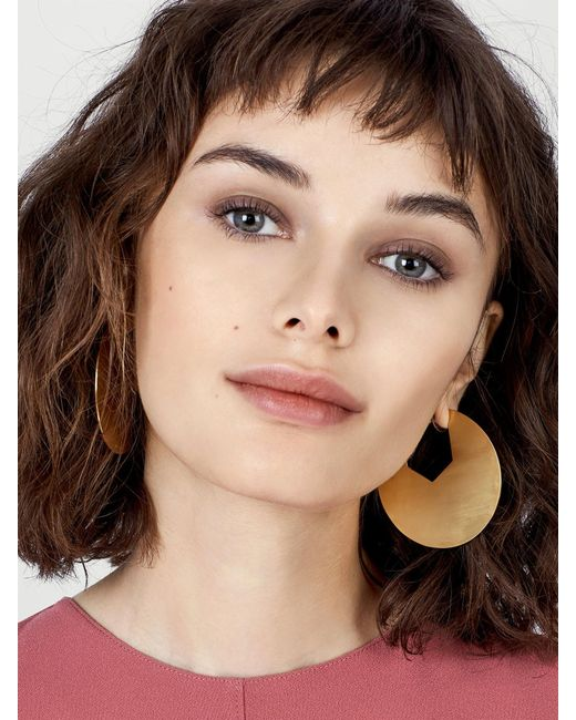 BaubleBar - Metallic India Drop Earrings - Lyst