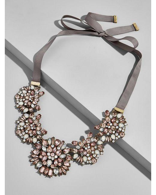 BaubleBar | Multicolor Loria Statement Necklace | Lyst