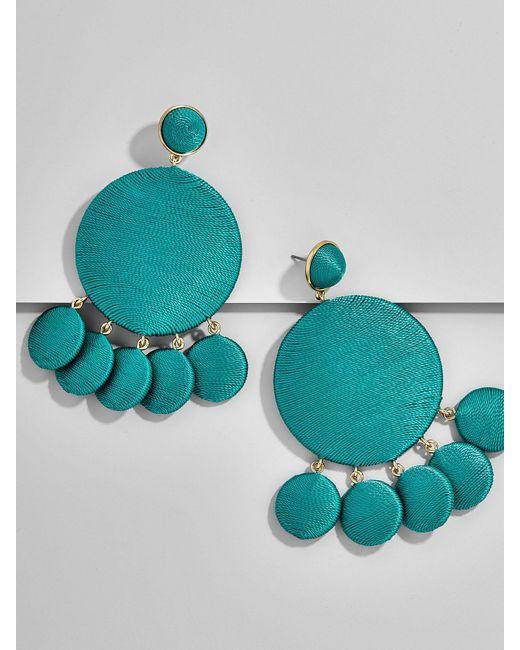BaubleBar   Multicolor Sundial Drop Earrings   Lyst