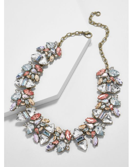 BaubleBar - Multicolor Anastella Statement Necklace - Lyst