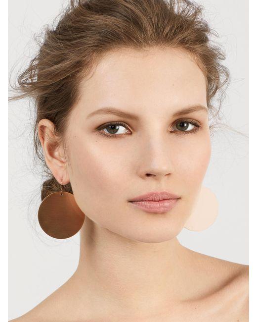 BaubleBar - Multicolor Disc Drop Earrings - Lyst