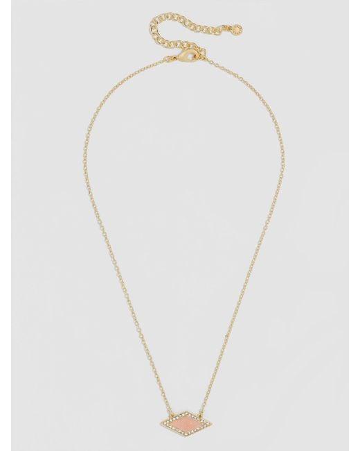 BaubleBar | Multicolor Celestina Pendant Necklace | Lyst