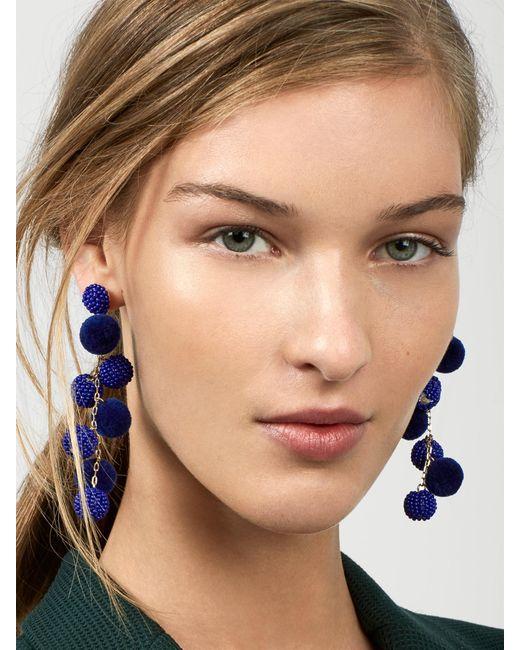 BaubleBar | Multicolor Crystalline Drop Earrings | Lyst