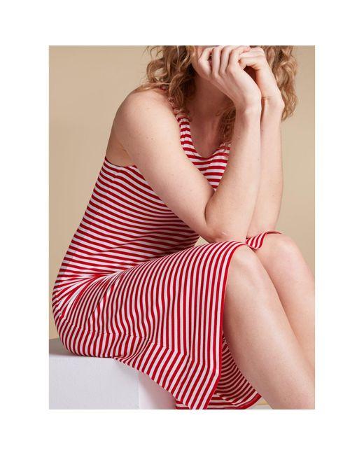 Baukjen - Red Gabriella Tank Dress - Lyst