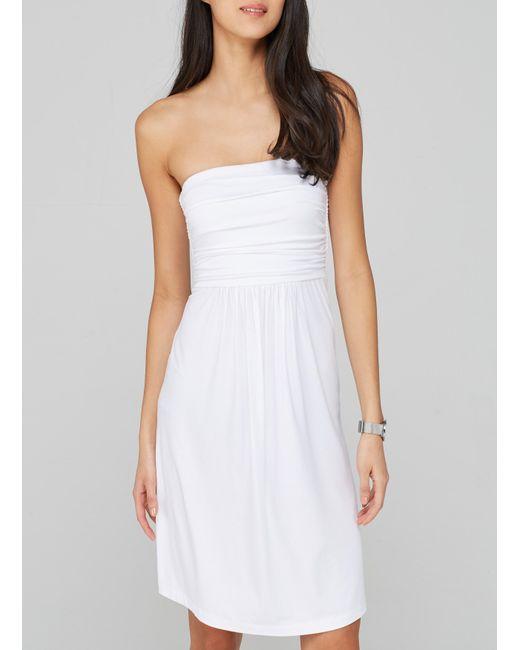 Baukjen - White Helena Dress - Lyst