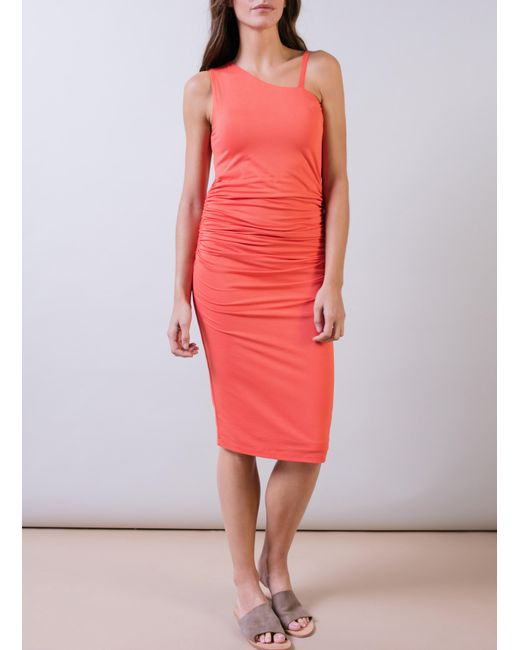 Baukjen - Orange Birkdale Dress - Lyst