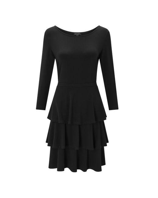 Baukjen - Black Jasmine Dress - Lyst