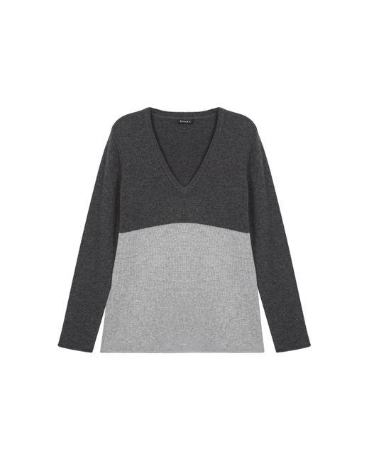 Baukjen - Gray Alina V-neck Sweater - Lyst