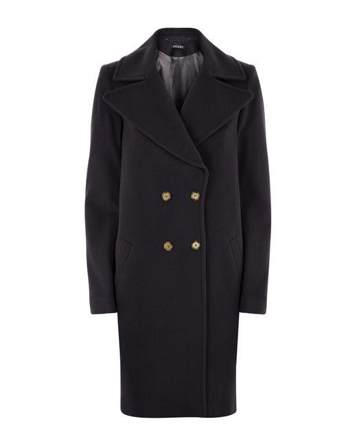 Baukjen | Black Farrah Double Breasted Coat | Lyst