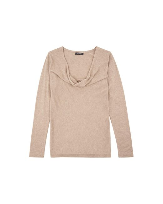 Baukjen | Natural Callington Cowl Jumper | Lyst