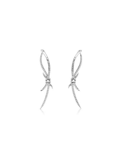 Stephen Webster | White Forget Me Knot Earrings | Lyst
