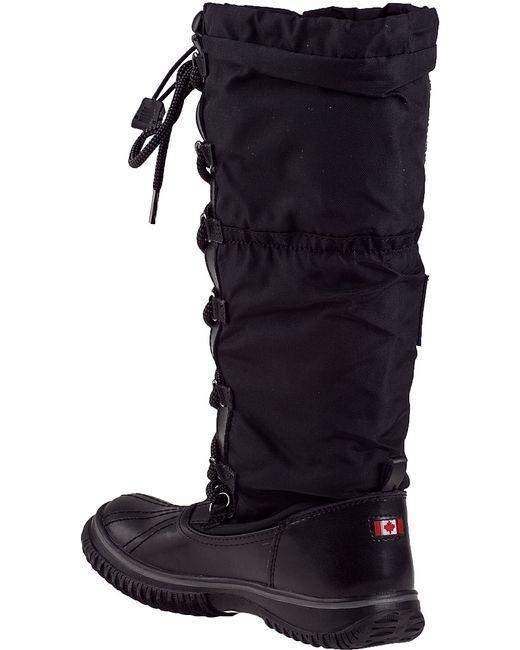 Pajar | Black Grip Waterproof Leather Boot | Lyst