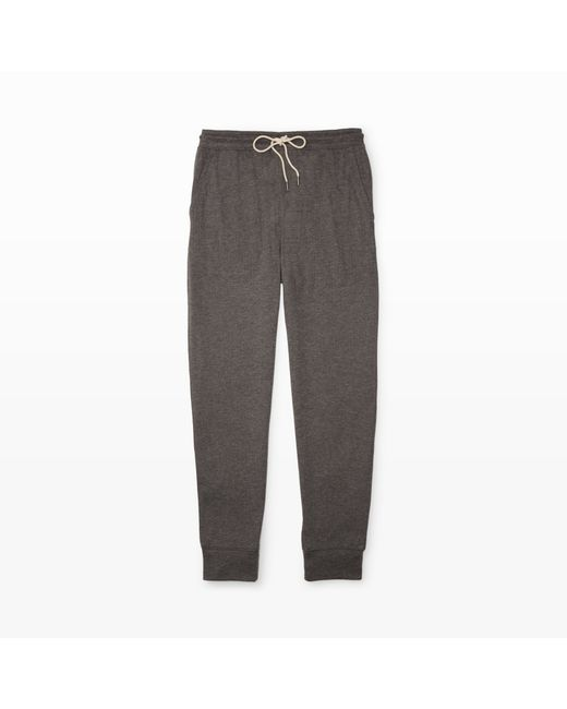 Club Monaco | Gray Lounge Knit Pant for Men | Lyst