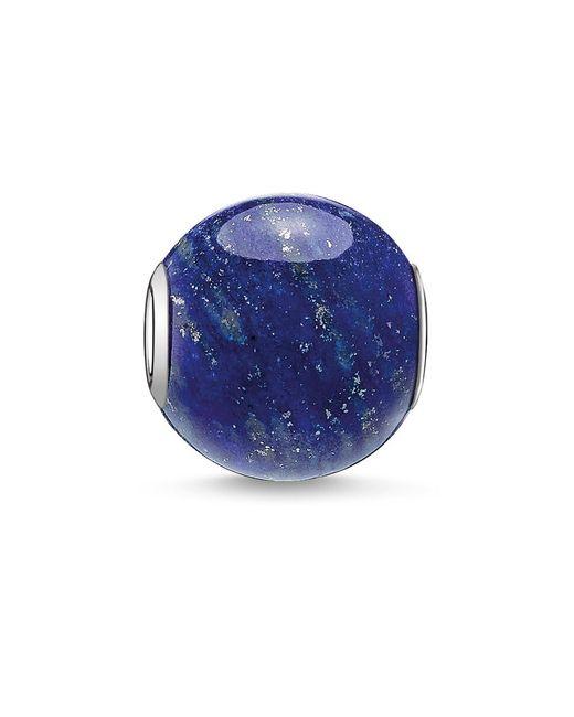 Thomas Sabo | Blue Karma Bead Lapis Lazuli | Lyst