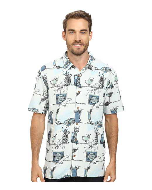 Jack O'neill   Blue Home Bru Regular Fit Shirt for Men   Lyst