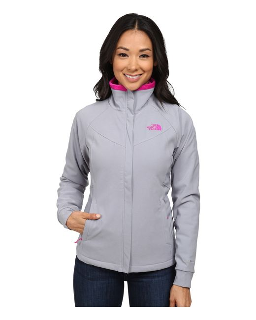 The North Face | Gray Ruby Raschel Jacket | Lyst