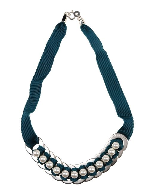 Ligia Dias | Blue Necklace | Lyst