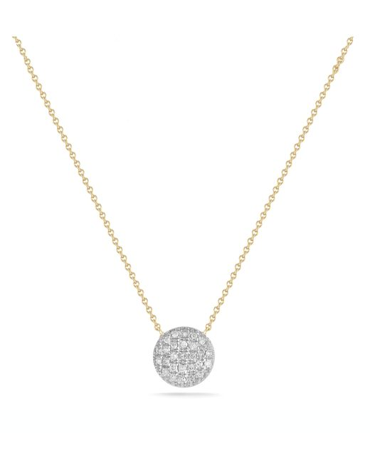 Dana Rebecca | White 14k Yellow Gold Lauren Joy Medium | Lyst