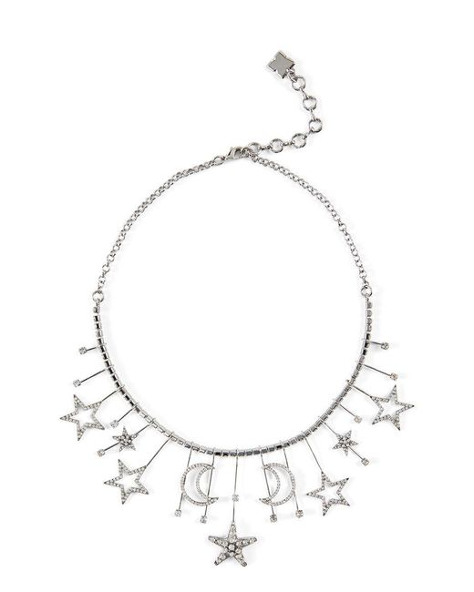 BCBGMAXAZRIA | Multicolor Celestial Necklace | Lyst
