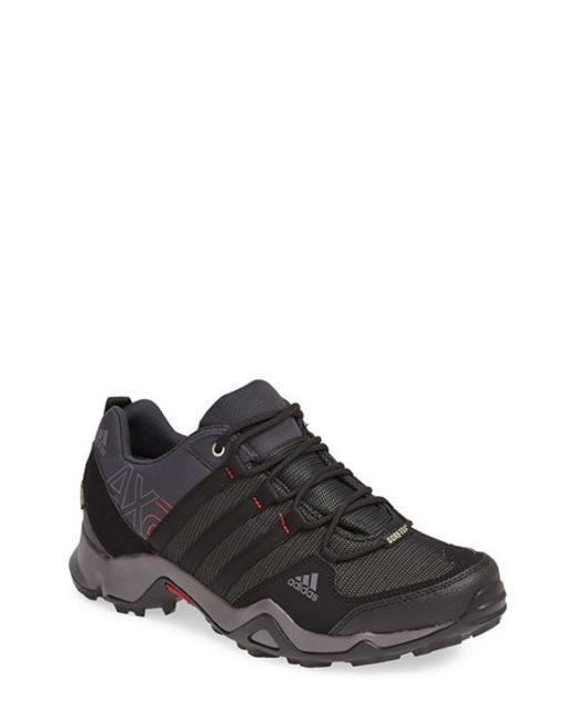 Adidas Originals | Black 'Ax 2 Gtx' Gore-Texâ® Hiking Shoe (Men) for Men | Lyst