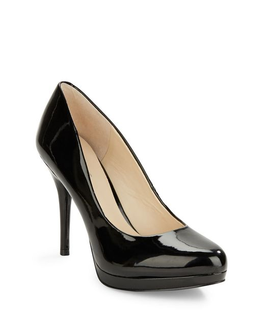 Nine West Women S Kristal Synthetic Pump Natural