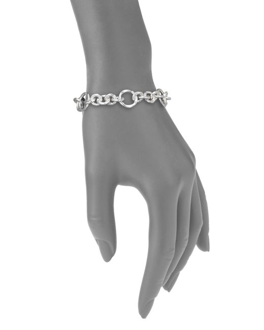 Stephanie Kantis   Metallic Small Coronation Bracelet   Lyst