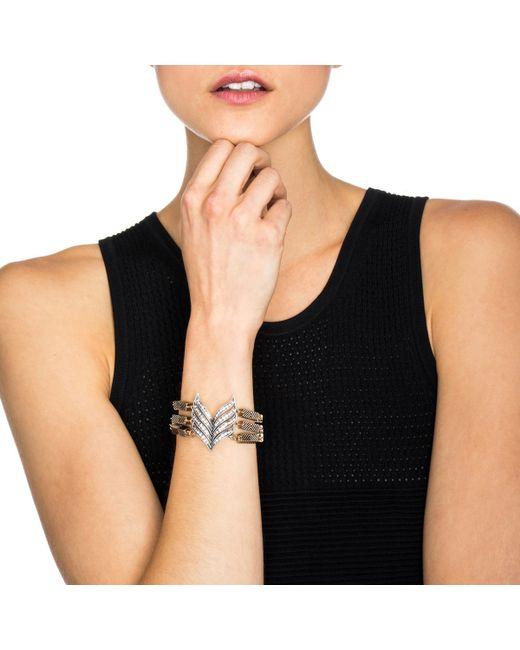 Lulu Frost   Metallic Symmetry Bracelet   Lyst