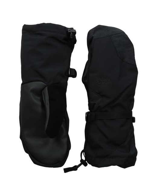 The North Face | Black Montana Mitt | Lyst