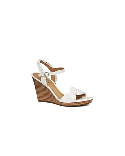 fa295c5a4883 Jack Rogers - Multicolor Clare Wedge Sandal - Lyst