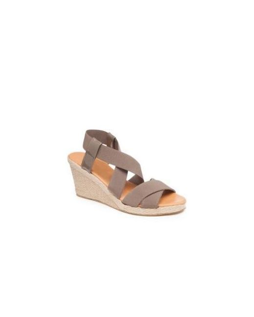 1acd8dca8507 Andre Assous - Multicolor Dalmira Mid Espadrille - Lyst