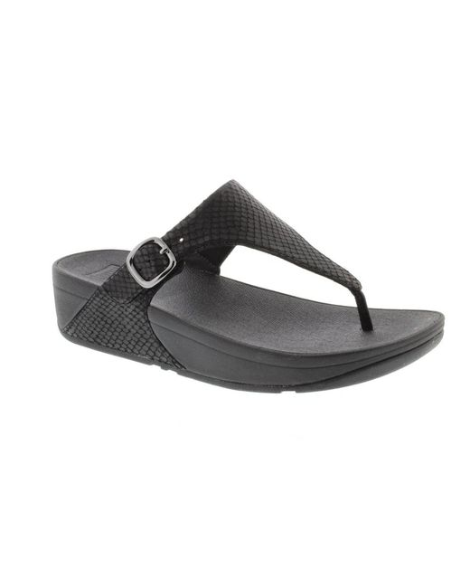 Fitflop | Black The Skinny | Lyst