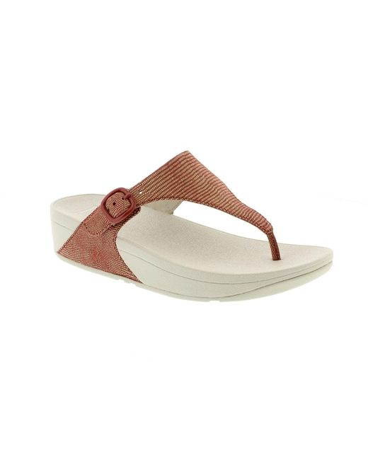 Fitflop | Multicolor The Skinny Lizard Print | Lyst