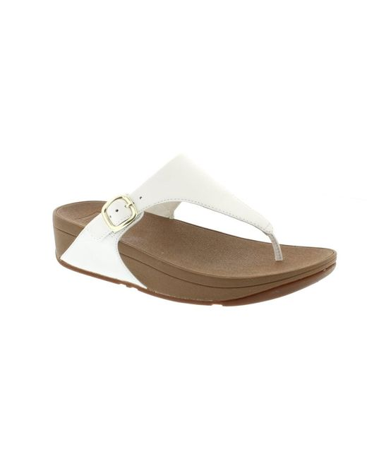 Fitflop | White The Skinny (leather) | Lyst