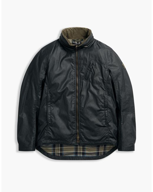 Belstaff | Black Citymaster Jacket for Men | Lyst