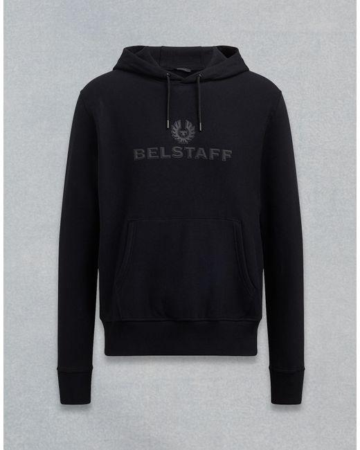 733987c7f2e6 Belstaff - Black Northview Sweatshirt for Men - Lyst ...