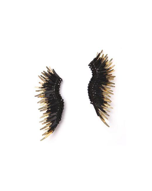 Mignonne Gavigan | Black Madeline Beaded Statement Earrings | Lyst