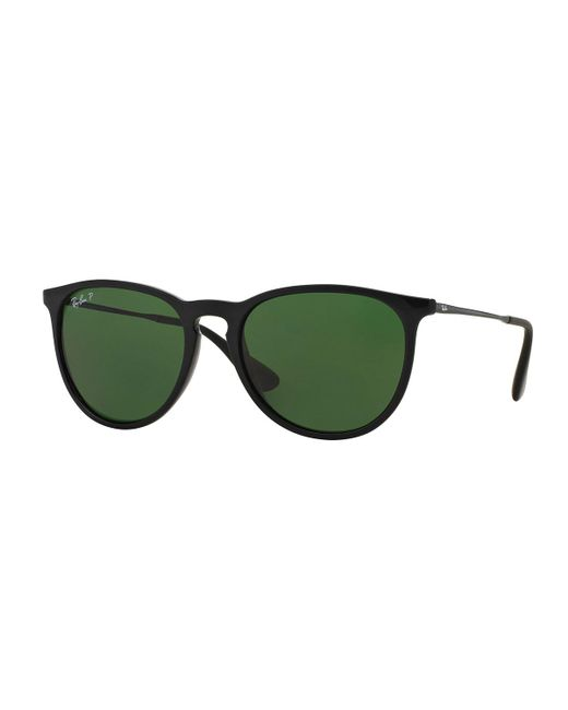 Ray-Ban - Black Men's Classic Round Metal Sunglasses - Lyst