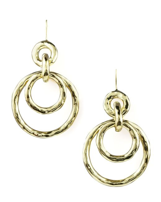 Ippolita - Metallic Glamazon Jet-set Earrings - Lyst