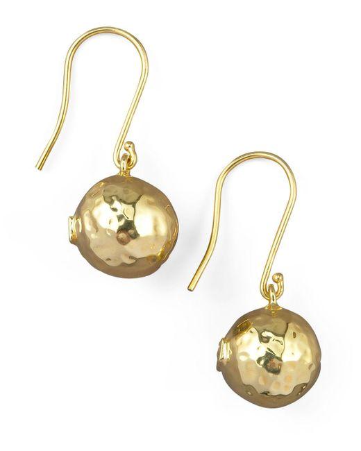 Ippolita - Yellow Ge278 Mini Ball Drop - Lyst