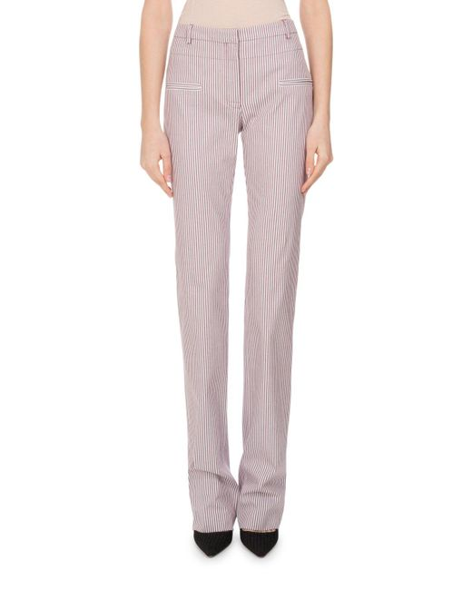 Altuzarra | Multicolor Jane Striped Straight-leg Pants | Lyst