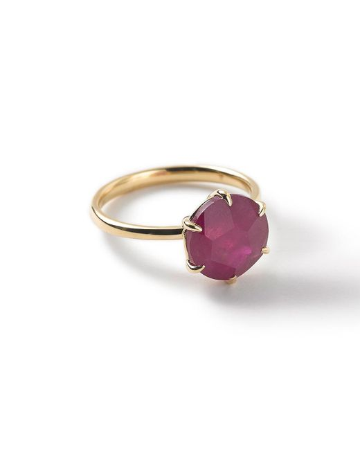 Ippolita | Purple 18k Rock Candy Ruby Ring | Lyst