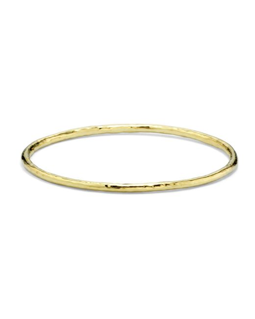 Ippolita | Metallic 18k Gold Glamazon Bangle #1 | Lyst