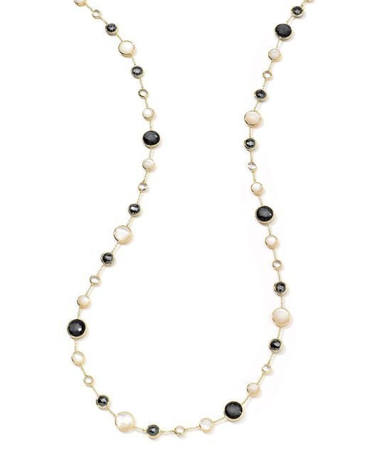 Ippolita - Metallic 18k Gold Rock Candy Lollitini Necklace In Multi - Lyst