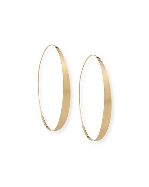 Lana Jewelry - Metallic Bond Xxl Gloss 14k Hoop Earrings - Lyst