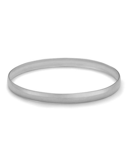 Lana Jewelry - Metallic 14k Gold Alias Narrow Curve Bangle Bracelet - Lyst