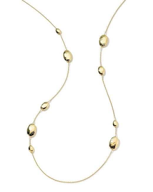 Ippolita - Metallic 18k Gold Glamazon Multi Lollipop Station Necklace - Lyst