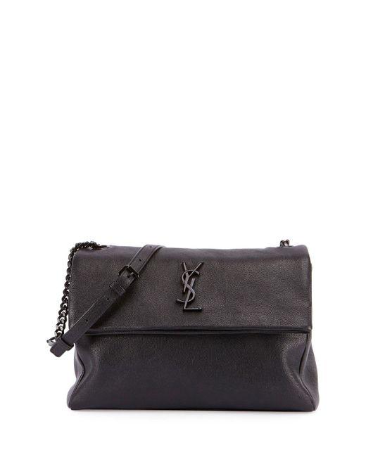Saint Laurent | Black West Hollywood Shoulder Bag | Lyst